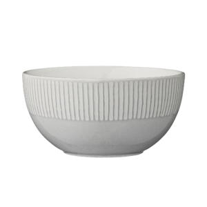 Ciotolina in ceramica grigia Abella